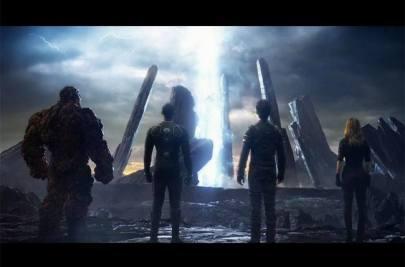 'Fantastic Four' (2015) ½