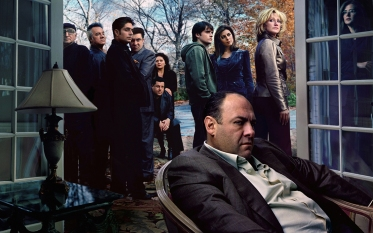 'The Sopranos' TV Series (1999 - 2008) ★★★★½